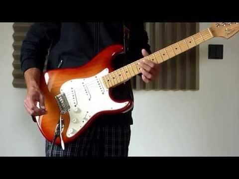 U2 - Bad - Guitar Cover