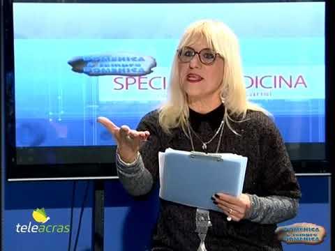 Teleacras - Speciale Medicina con Antonino Savarino e Claudio Tuttolomondo