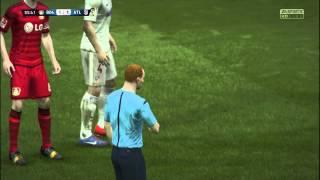 Video Full Pertandingan Bayer Leverkusen vs Atletico Madrid