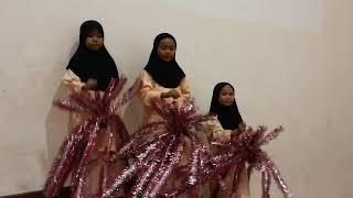 Persembahan Malam Kebudayaan Pergerakan Puteri Islam Malaysia