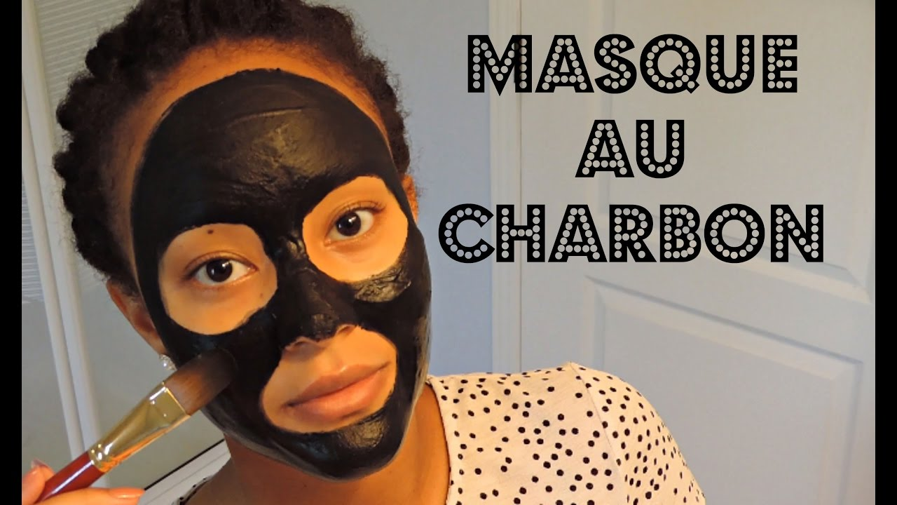 diy masque au charbon anti points noirs acn youtube. Black Bedroom Furniture Sets. Home Design Ideas