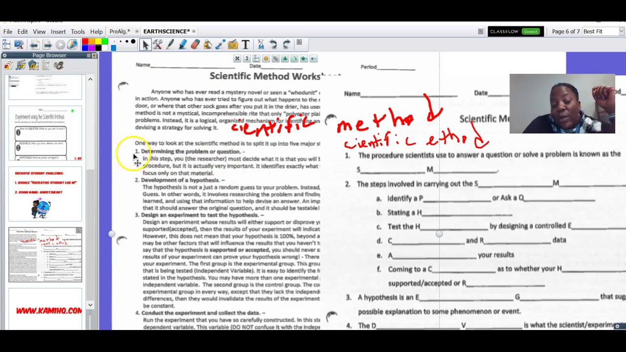 Earth Science | Homework Help | CliffsNotes
