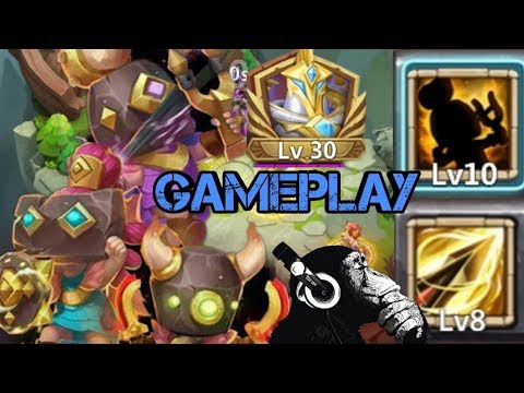 Rowdy Rascals | Zealous Drive | Gameplay | Castle Clash