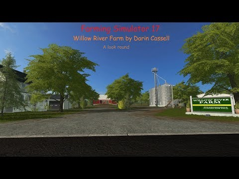 Willow River Farm by Darin Cassell