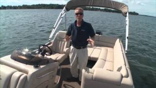 2012 Bennington 2550 Rclc Virtual Boat Test By Boating Magazine