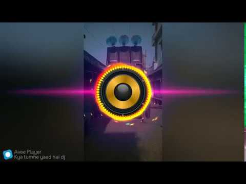 KYA TUMHE YAAD HAI [VIBRATION PUNCH] MIX DJ CHHOTU MAURANIPUR