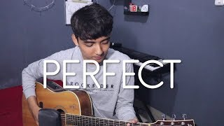 Gambar cover Ed Sheeran - Perfect (Reza Darmawangsa Cover)