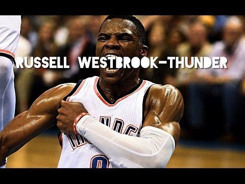 Russel Westbrook - Thunder ᴴᴰ