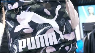 Puma Originals Backpack обзор 2018