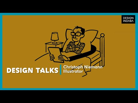 Christoph Niemann on the tension between his inner artist and his inner editor
