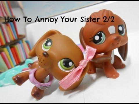 LPS: How to Annoy Your Sister 2/2