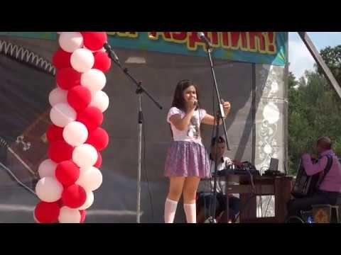 Манижа Аминова.Выступление на фестивале \