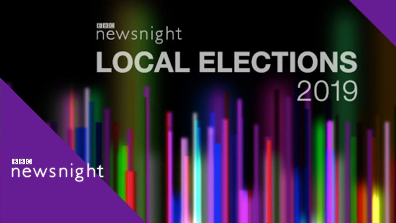 Local elections meet Brexit: 'Trust is gone' DISCUSSION - BBC Newsnight