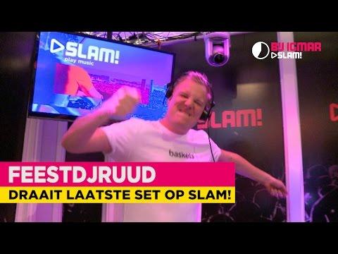 FeestDJRuud draait al z'n classics (DJ-set) | Bij Igmar