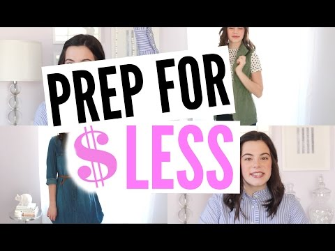 Prep for Less #2!! Target Haul & Styling Pieces for Spring! || emilyOandbows