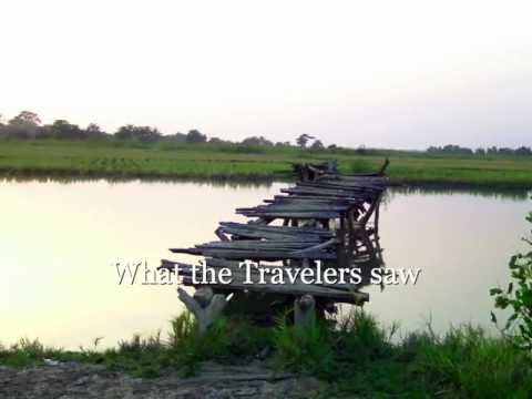 What the Travelers Saw - Journey from Djati, Guinea Bissau