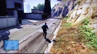 HACK GTA5 (1,000,000,000$ + Invincible + jeu à 100%) pour PS3.