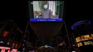 China want it 'both ways' with coronavirus
