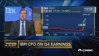 IBM CFO: Moving to second phase of cloud computing will be toughest workload