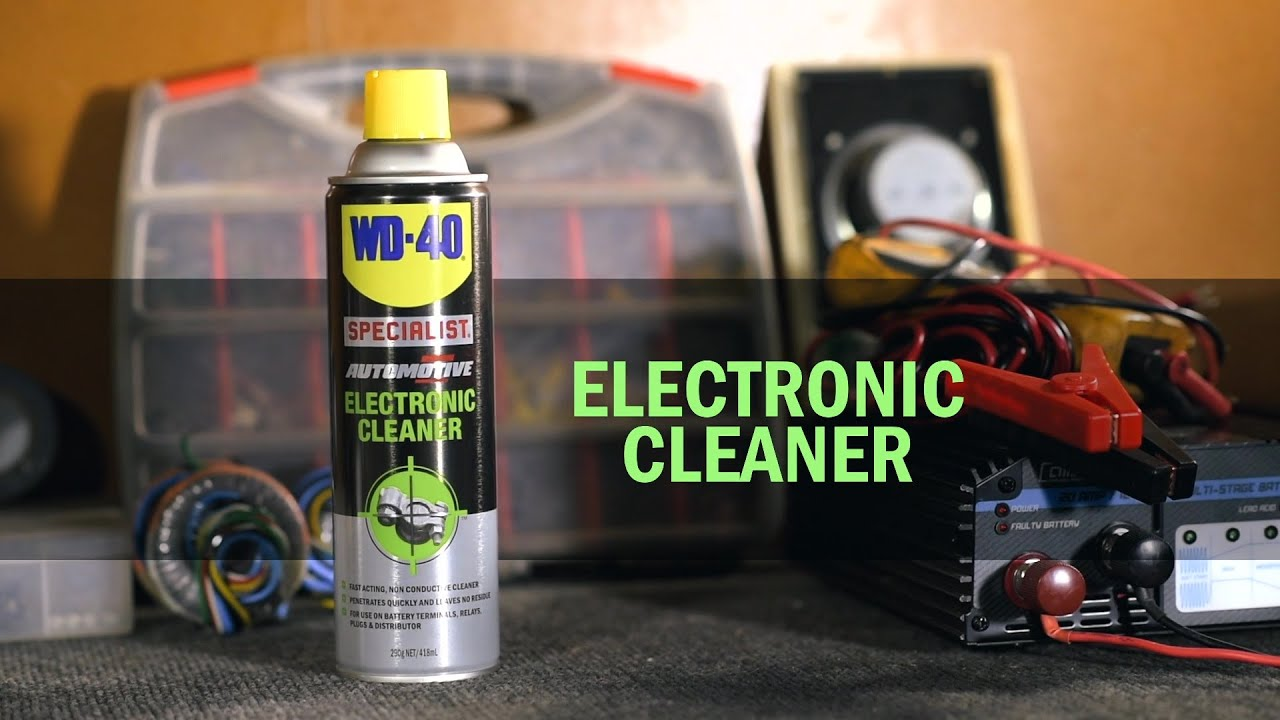 Electronic Circuit Board Cleaner Spray Can
