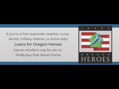 Lane County Local Heroes Loan Program