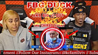 "FBG DUCK - THE CHIRAQ STORY "" AKA BIG CLOUT "" PT 3 REACTION CHIRAQ DRILL ""DAMN! CRAZY"" MUST WATCH"