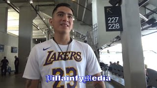 Y.G. AMATEUR BOXER, MARTIN HERMOSILLO TALKS MANNY PACQUIAO & CANELO