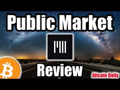 Bitcoin Price Climbing?! + Public Market Review [Cryptocurrency Review]