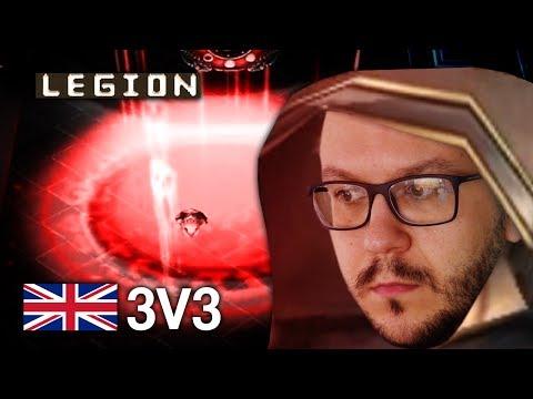 Legion TD Hell x10 (Warcraft 3) - 3v3 (w/LF)