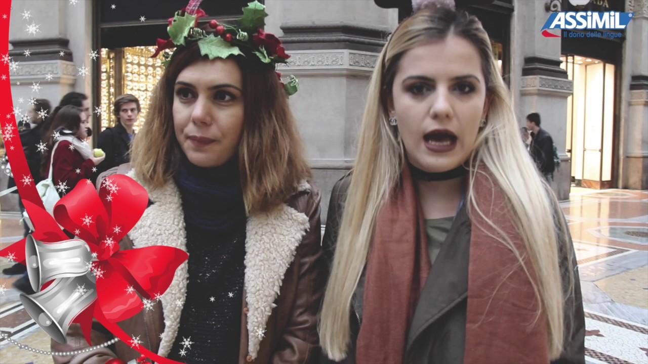 Auguri Di Natale In Albanese.Un Buon Natale Anche In Albanese Youtube