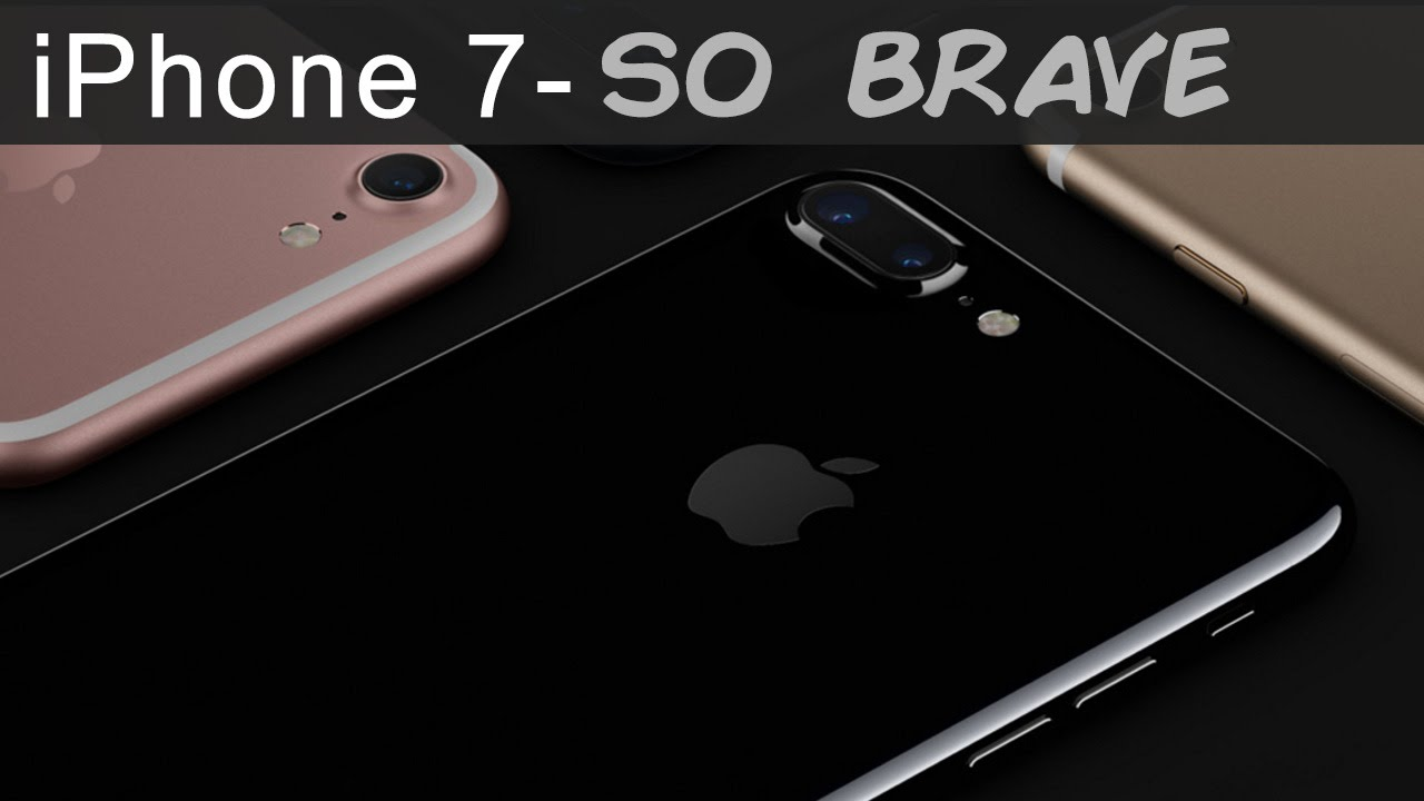 iphone 7 sucks iphone 7 announced does it the tech news 11562