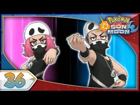 Pokémon Sun And Moon - Part 36 | Po Town! [NEW Nintendo 3DS 100% Walkthrough]