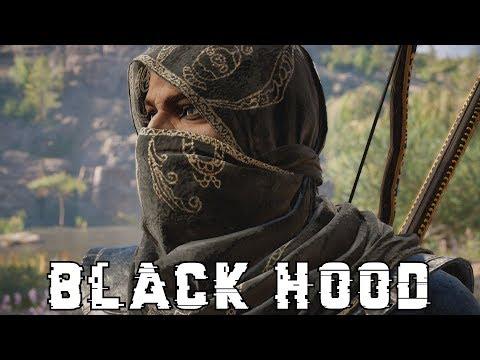 Assassin's Creed: Origins Black Hood Outfit Unlocked!