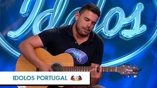 LUÍS CANDEIAS - CASTING 05 - IDOLOS