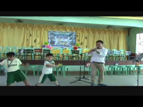 LOVE YOURSELF with Surprise Backup Dancers by JV