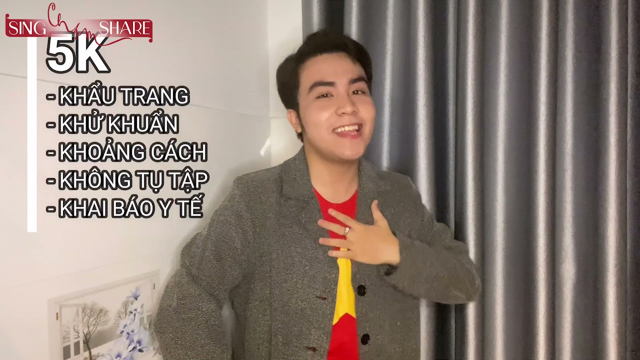 CHẠM - SING&SHARE] NHỮNG TRÁI TIM VIỆT NAM - BÙI CÔNG DUY - YouTube