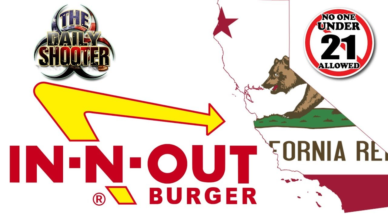 California News! In-N-Out Burger Boycott & SB1100 Passes - YouTube