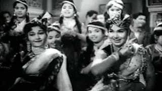 Na To Karvan Ki Talash Hai - Manna Dey, Asha Bhosle - BARSAAT KI RAAT - Madhubala, Bharat