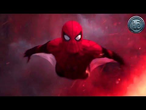 Фильм «Человек-паук: Вдали от дома» — Русский трейлер [2019]