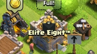 II Clash Of Clans I Elite Eight Attacks II