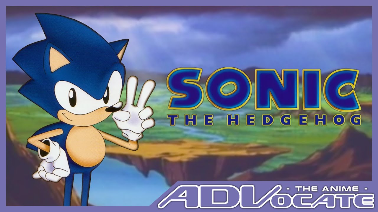 Sonic The Hedgehog The Movie 1996 The Anime Advocate Youtube