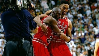"Bulls vs Jazz: 1997 NBA Finals Game 5 ""Flu Game"""
