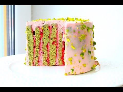 Как сделать вертикальные торты