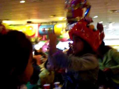 Zahras Bday Party Part 2