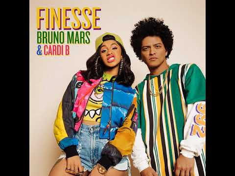 Bruno Mars - Finesse (Remix) [feat. Cardi B] [MP3 Free Download]