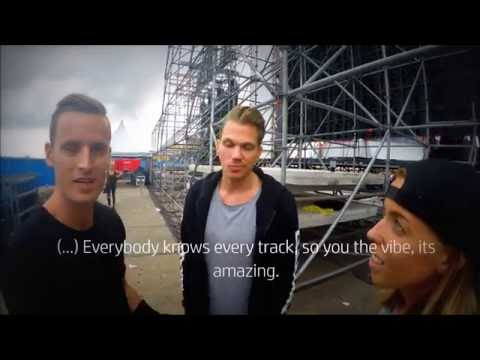 D-Block & S-Te-Fan interview @ CRAFT Festival #hardstyle