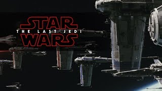 Star Wars: The Last Jedi | Resistance Bomber Design