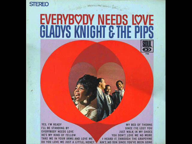 I Heard It Through The Grapevine Gladys Knight The Pips 1967