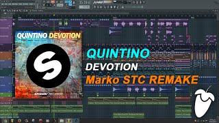 Quintino - Devotion (Original Mix) (FL Studio Remake + FLP)