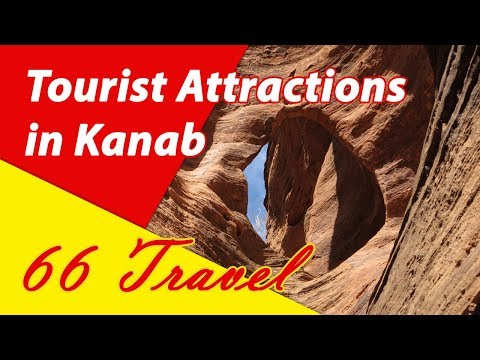 List 8 Tourist Attractions in Kanab, Utah | Travel to United States